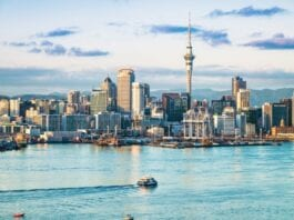 Moving to Auckland, New Zealand