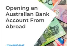 Open an Australian bank account online