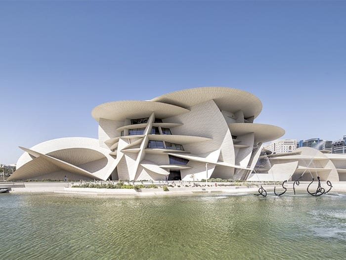 The National Museum of Qatar - Things to do when moving to Qatar