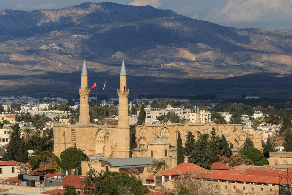 Selimiye Mosque - Nicosia, Cyprus - Moving to Cyprus - Expat advice