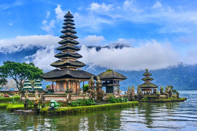 Bali  - The best places for digital nomads after COVID-19