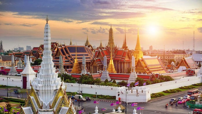 Bangkok, Thailand - The best places for digital nomads after COVID-19
