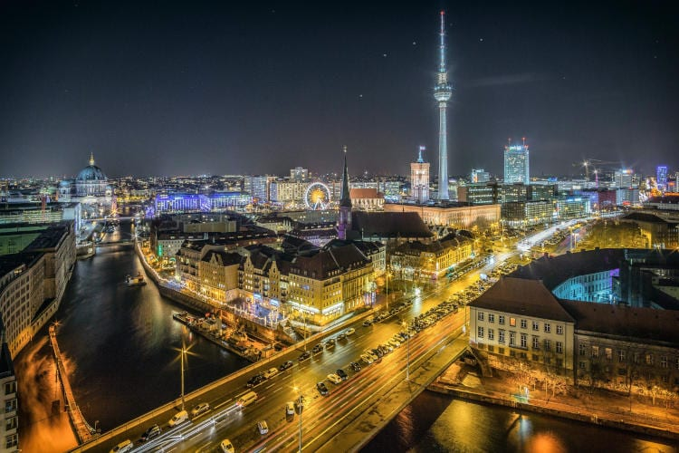 Berlin, Germany - The best places for digital nomads after COVID-19