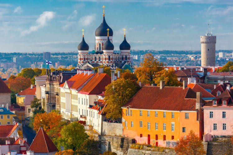 Estonia - The best places for digital nomads after COVID-19