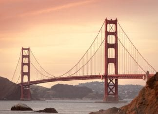 Golden Gate Bridge, California, USA