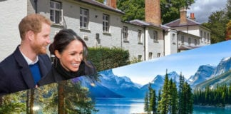 Moving Harry and Meghan to Canada - Frogmore Cottage + Vancouver Landscape