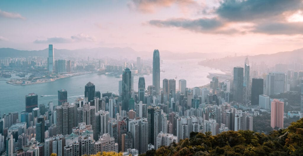 Hong Kong, China - The Most Expensive Cities in the World for Expats