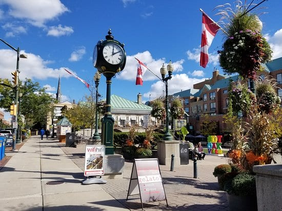 Moving to Oakville, Southern Ontario, Canada