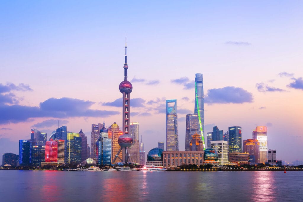 Shanghai, China - The Most Expensive Cities in the World for Expats