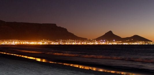 Table Mountain, Cape Town - Moving to South Africa