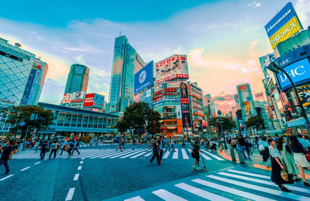 Tokyo, Japan - The Most Expensive Cities in the World for Expats