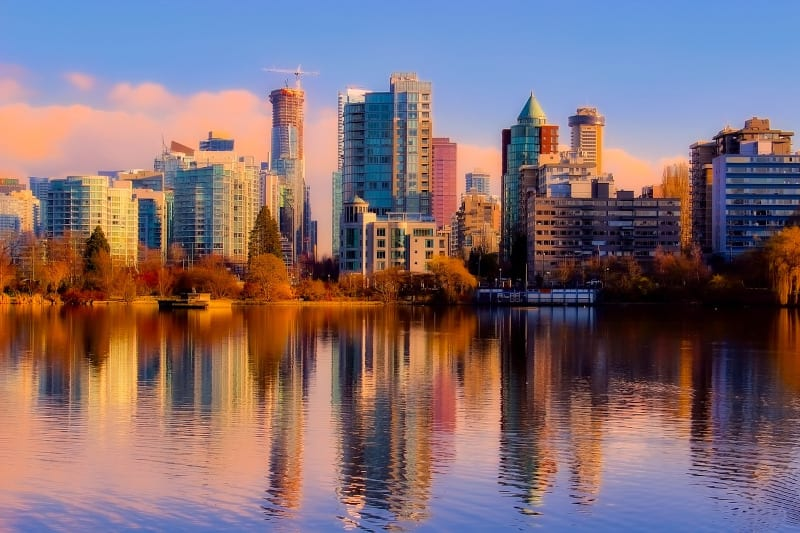 Moving to Vancouver, Canada