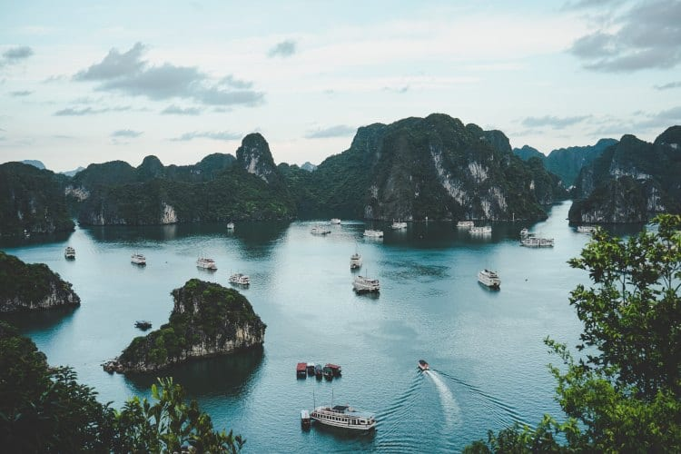 Vietnam - The best places for digital nomads after COVID-19
