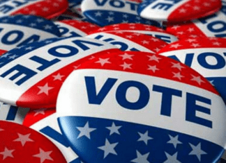 Voting in the US election from overseas